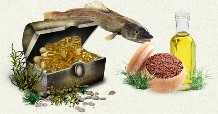 Рибено масло и псориазис крем
